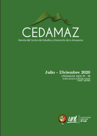 Ver Vol. 10 Núm. 2 (2020): CEDAMAZ