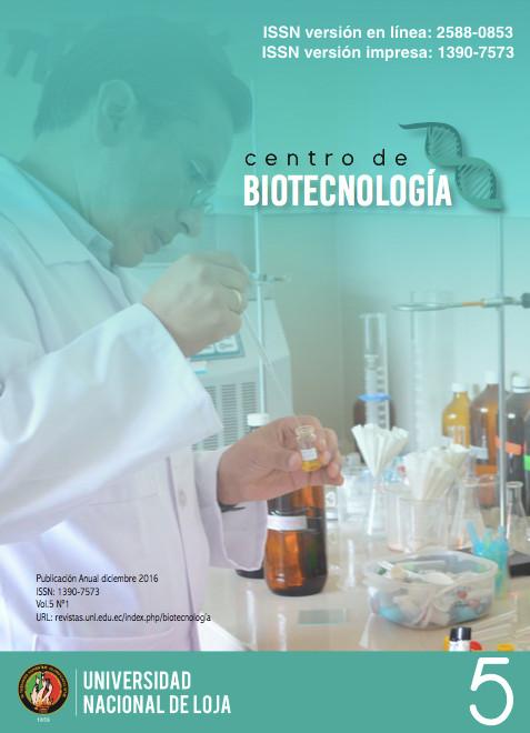 Revista Centro de Biotecnología